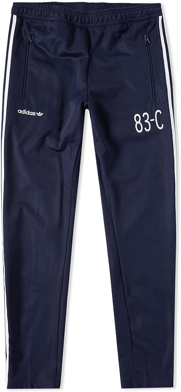 Adidas Pant Track 83 C Navy Weiß