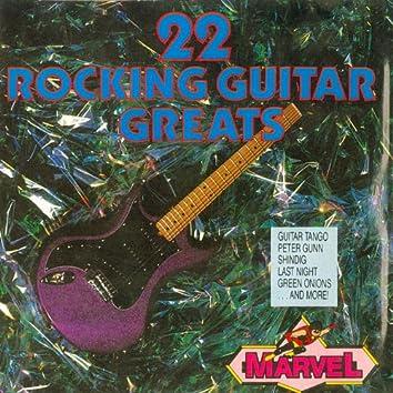 22 Rocking Guitar Greats