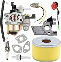 Harbot GX200 GX160 Carburetor for Honda GX 160 200 5.5HP 6.5HP GX140 GX168 Engine with Air Filter Tune Up Kit