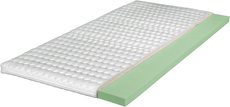 Breckle Komfortschaum-Topper Simply, Gre 140x200 cm