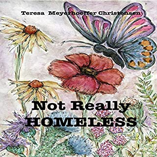 Not Really Homeless audiobook cover art