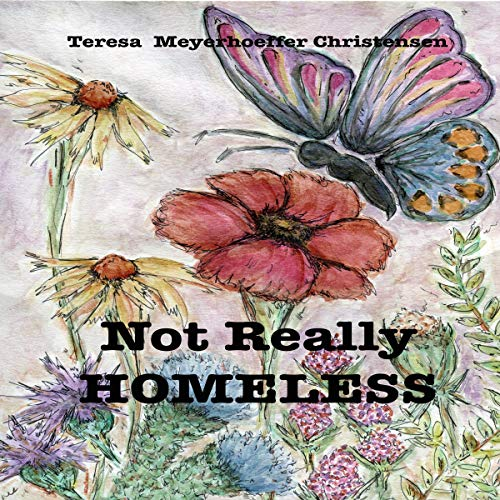 Not Really Homeless cover art