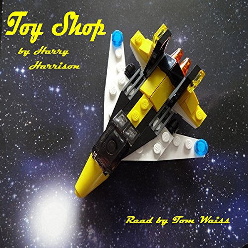 Toy Shop audiobook cover art
