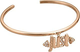 Just Cavalli Stainless Steel Bangle for Women, JCBa00440300