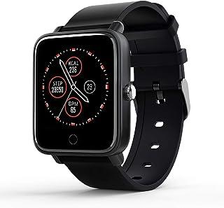 Inteligente Reloj para hombre mujer,Reloj de Fitness Podómetro,smartwatch Impermeable IP67,Smart watch Pulsómetros Cronómetro Monitor de Sueño, Pulsera Actividad Inteligent Deportivo para Android iOS