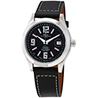 Ball Engineer II Black Dial Automatic Men's Leather Watch