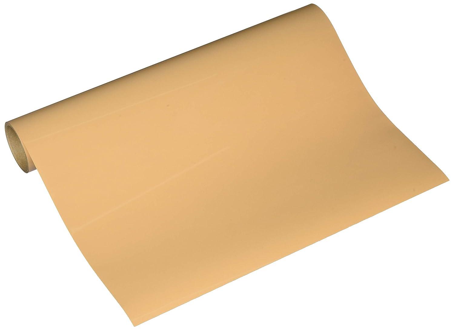 Siser 10041455 EasyWeed Vinyl: Tan, 11.8 x 36 inches Heat Transfer,