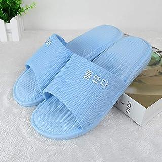 Home slippers bathroom slippers men and women slippers men