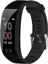 Inskondon Fitness Armband,Aktivitätstracker, Fitness Tracker mit Blutdruck/HR..