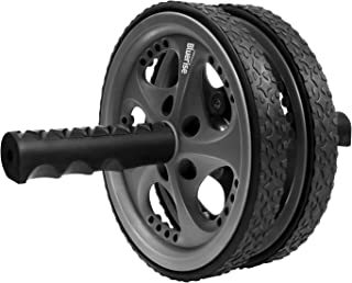 Bluerise 2 Types Ab Wheel No Noise Ab Roller Easy To Assemble Ab Roller Wheel Abs Roller Ab Workout Equipment at Home Ab Wheel Roller for Core Workout