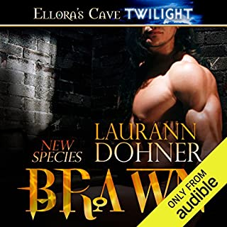 Brawn     New Species, Book 5              By:                                                                                                                                 Laurann Dohner                               Narrated by:                                                                                                                                 Vanessa Chambers                      Length: 10 hrs and 9 mins     1,527 ratings     Overall 4.6