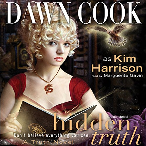 Hidden Truth audiobook cover art