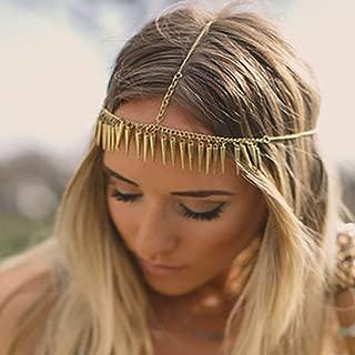 make cleopatra headpiece