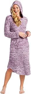 Women's Ultra Soft Marshmallow Hooded Lounger, 2019...