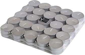 Hosley Unscented Tealights Set of 50