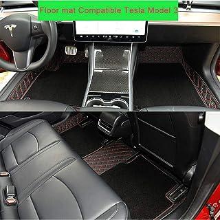 Cobear Fussmatten Auto 3D Autoteppich f/ür Be nz ML Class 2008-2011 Individuelle Passform Kunstleder wasserdichte 3D Voll Auto Matten Beige 1 Set