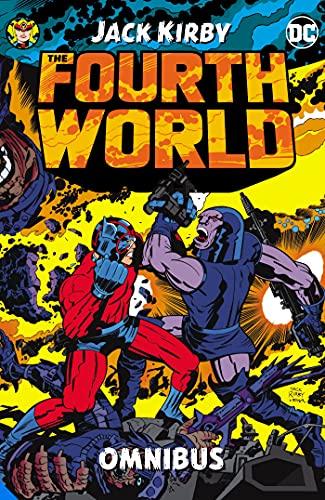 Fourth World by Jack Kirby Omnibus (New Printing)