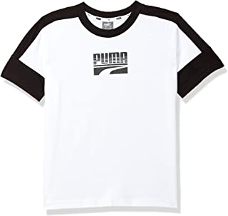 Puma Boy's Regular Fit T-Shirt