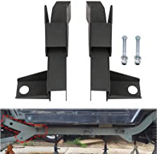 Sponsored Ad - Lonwin Front Set Trail Arm Frame Rust Repair Kit Fit For 1997-2006 Jeep Wrangler TJ