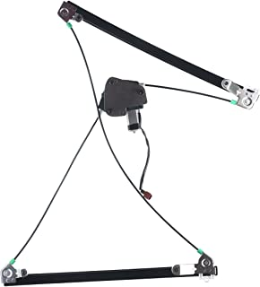A-Premium Power Window Regulator and Motor Assembly for Chrysler Town & Country Dodge Grand Caravan 1996-2000 Front Left Driver Side
