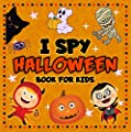 I Spy Halloween Book for Kids: A Fun Activity Guessing Game for Little Kids, Toddlers and Preschoolers to Celebrate Halloween and Learn the Alphabet (I Spy Picture Book for Kids 1)