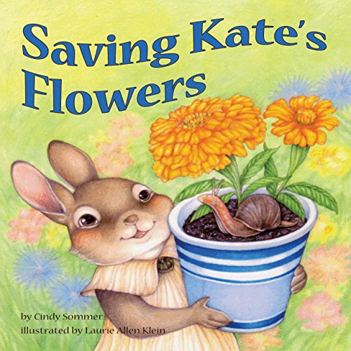 Saving Kate's Flowers copertina