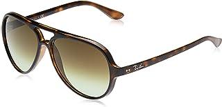 Rb4125 Cats 5000 Aviator Sunglasses