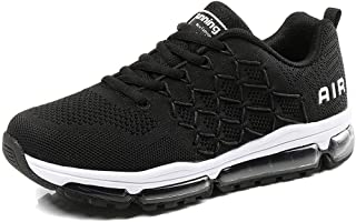 Air Zapatillas de Running para Hombre Mujer Zapatos para Correr y Asfalto Aire Libre y Deportes Calzado
