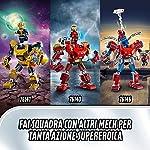 LEGO Super Heroes - Mech Iron Man