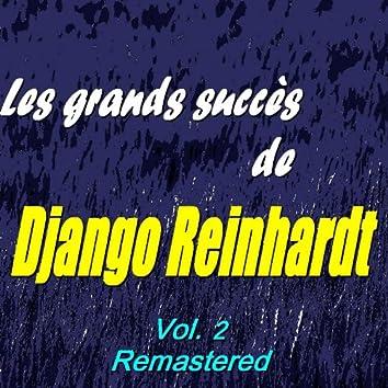 Les grands succès de Django Reinhardt, vol. 2 (Remastered)