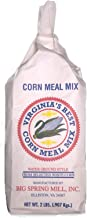 Big Spring Mill, Virginia's Best Corn Meal Mix (2 Pounds) - Water Ground Style from Selected White Corn