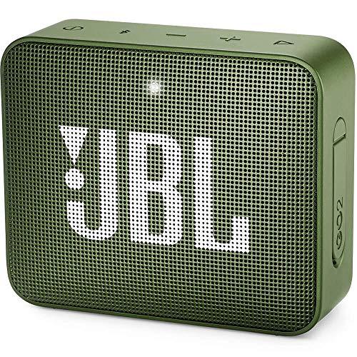 Caixa de som portátil JBL Go2 – Verde