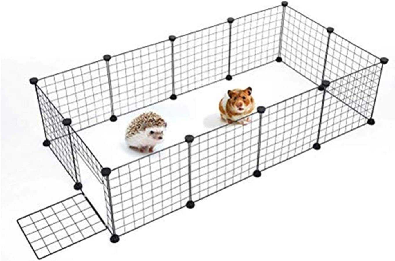 Cocoarm Pet playpen for Department store Small Animal Outlet SALE Kennel Puppy DIY M Portable