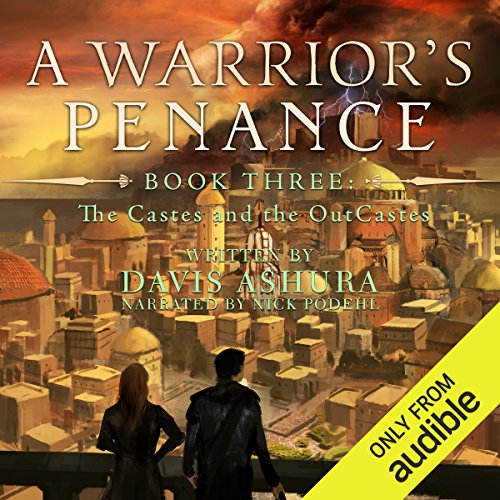 A Warrior's Penance audiobook cover art