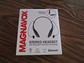 Best magnavox stereo headset Reviews
