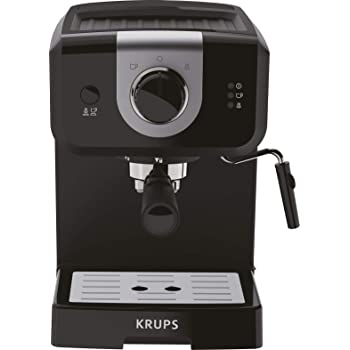 Krups Steam & Pump Máquina De Espresso, 1400 W, Acero Inoxidable ...