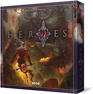 comprar comparacion Edge Entertainment Héroes - Juego de Mesa EDGHER01