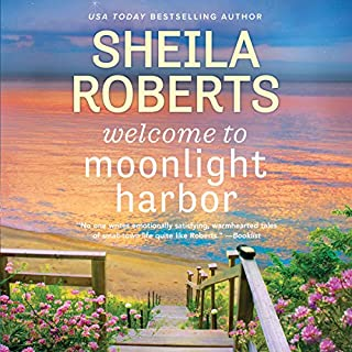 Welcome to Moonlight Harbor cover art