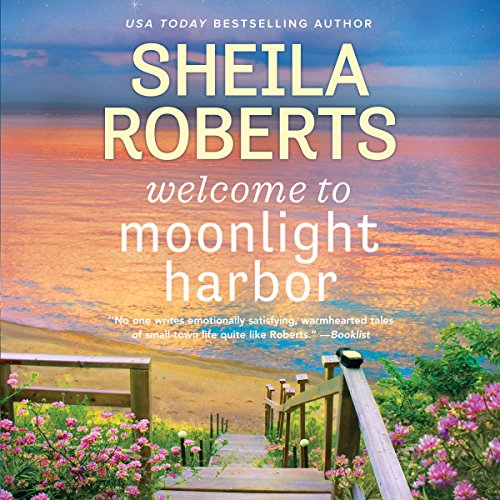 Welcome to Moonlight Harbor audiobook cover art