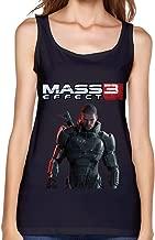SHUNAN Women's Mass Effect 3 Logo Tank Top