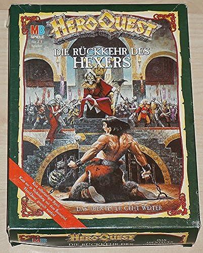 Hero Quest Die Rückkehr des Hexers