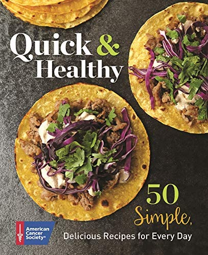 Quick Healthy 50 Simple Delicious Recipes for Every Day product image