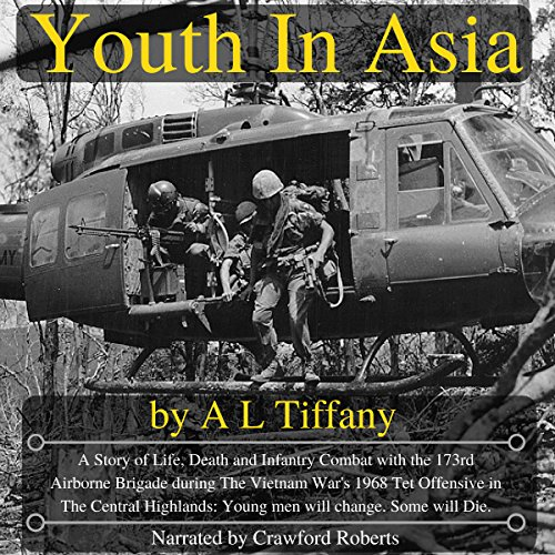 Youth in Asia audiobook cover art