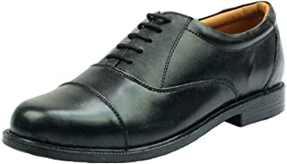 Cadets Parade Shoes. Oxford Capped Suitable for ATC, Army CCF Etc