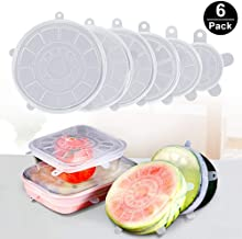 WIDEWINGS Silicone Lid Set- Multicolour