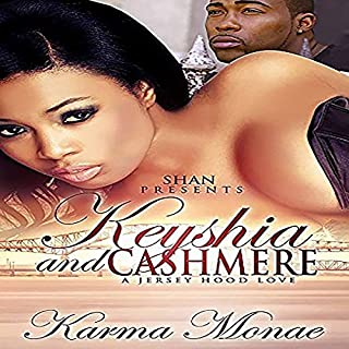 Keyshia and Cashmere cover art