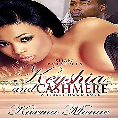 Keyshia and Cashmere audiobook cover art