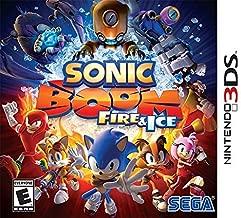 Sonic Boom: Fire & Ice - Nintendo 3DS (Renewed)