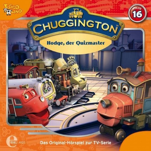 Hodge, der Quizmaster (Chuggington 16) Titelbild