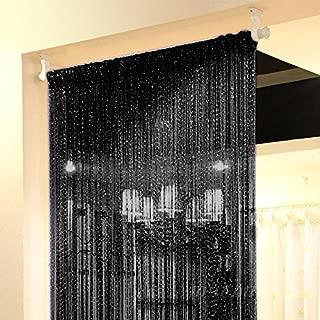 Best sequin door curtains Reviews